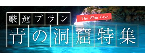 青の洞窟厳選プラン特集
